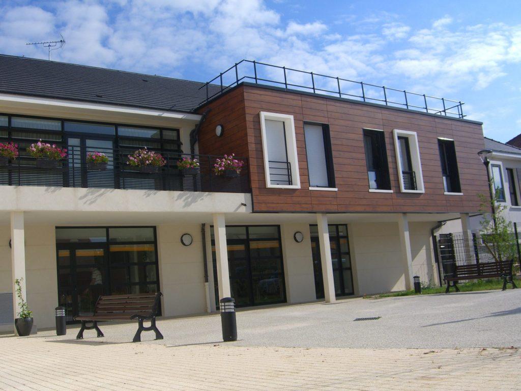 Foyer de vie Bussy Saint Georges
