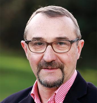 Portrait de Thierry Jicquel, président du syndicat